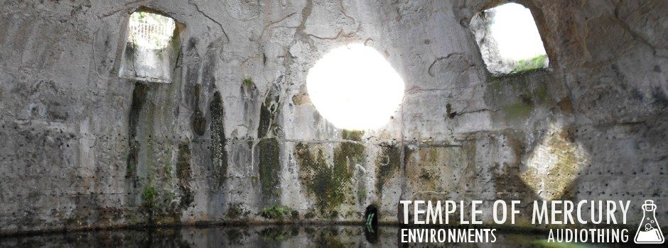 Environments - Temple of Mercury