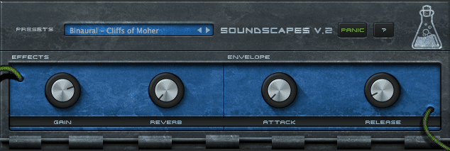 Soundscapes 2 VST/AU Plugin