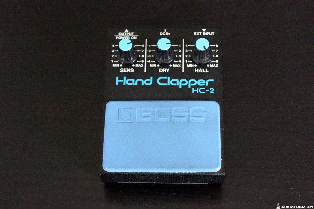 Boss Hand Clapper HC2 - 1