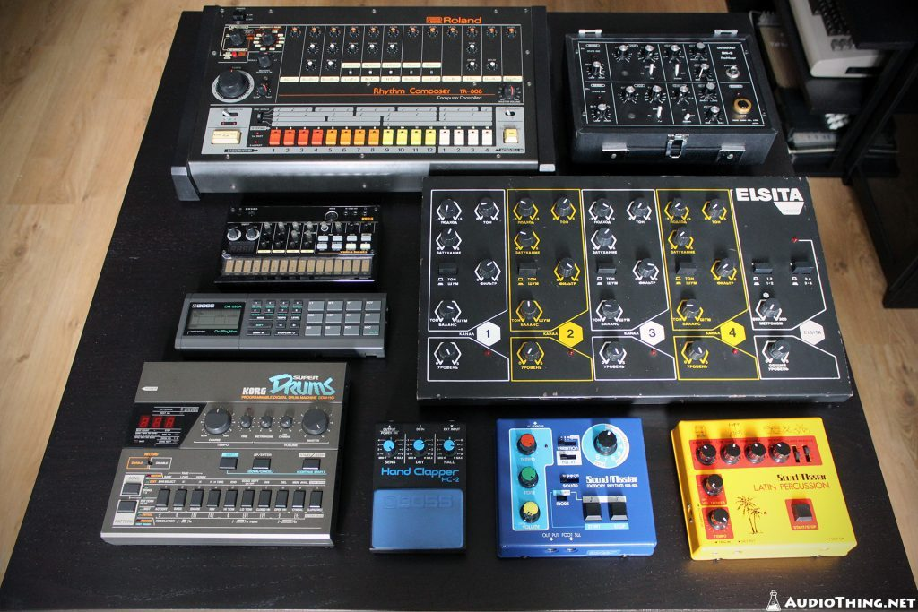AudioThing Drum Machines Collection