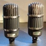 Vintage Mics Impulse Response