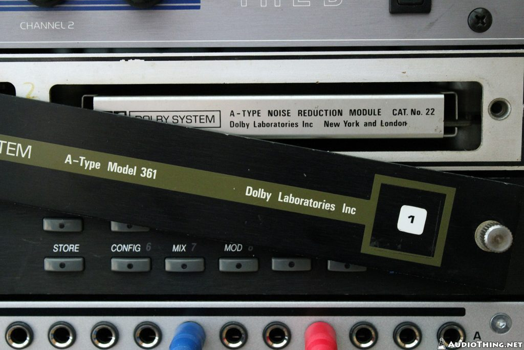 Dolby 361 - CAT22 - Type A Photo 2