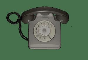 Italian Telephone (1970) Emulation - Speakers