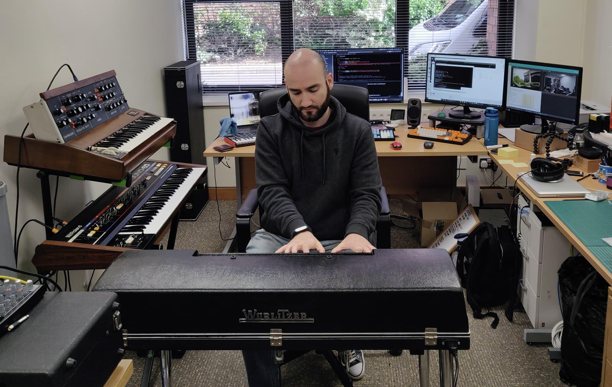 AudioThing Studio - Carlo Castellano