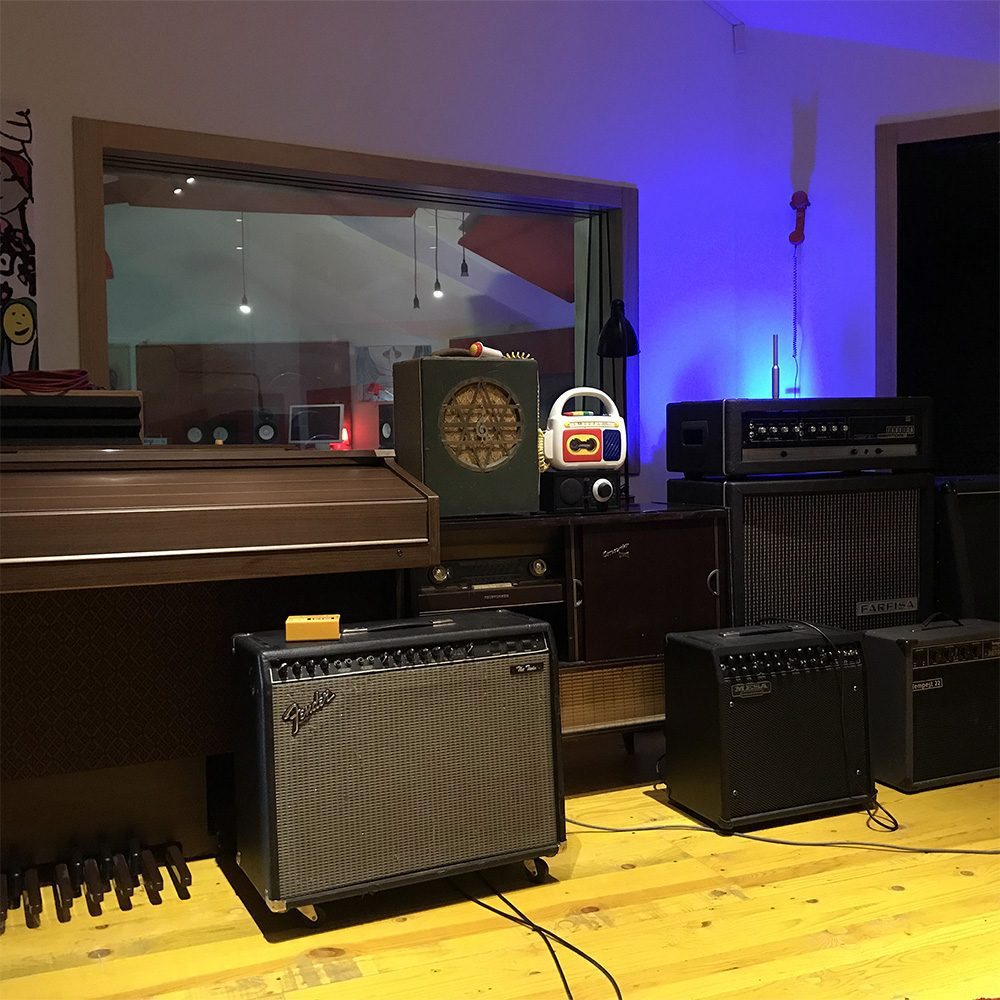 Speakers - Cabinets and Amps Impulse Responses