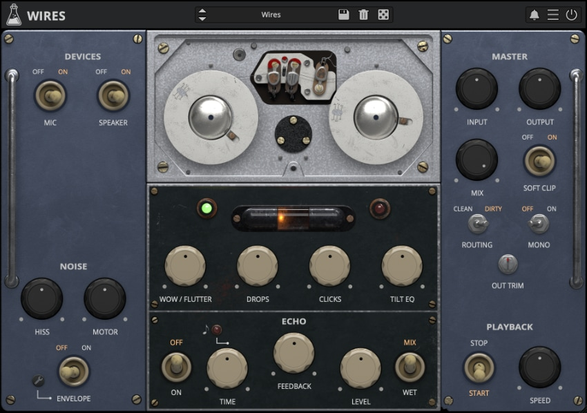 Springs, Vintage Spring Reverb Plugin with Baxandall EQ (GUI)
