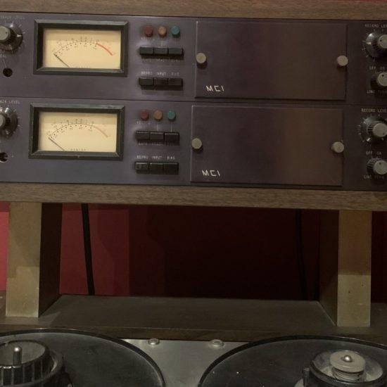 MCI 2 Track Tape
