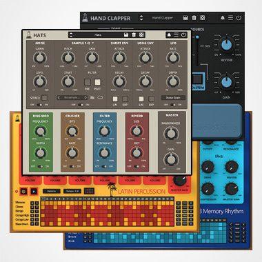 Drum Machines Bundle Thumbnail